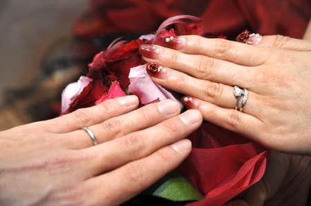 buddies: Wedding ring