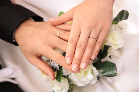 unveiling: Two people complete with wedding ring unveiling of, is your state of mind to both exhilarating bride and groom