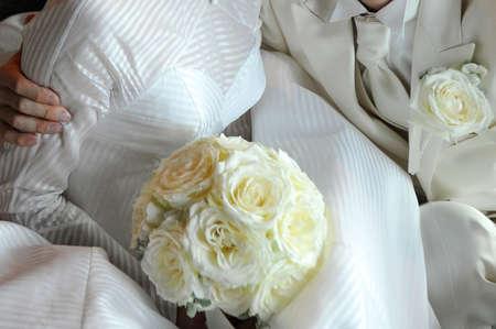 splendid: Elegant, splendid and very nice bride bouquet