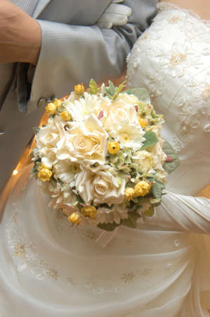 love very: Splendid and very nice love of bridal bouquet, Bridal Image