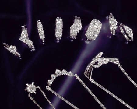 Jewelry image, brilliant jewelry, eternal gift of creation of splendid universe Фото со стока - 53092728