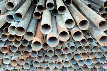 pragmatism: Circular pipe piled