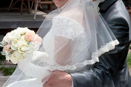 ifestyle: Bridal image, splendid and elegant very nice wedding