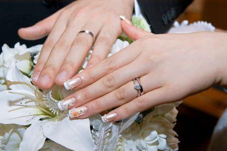 vows: Bridal image, splendid and elegant very nice wedding