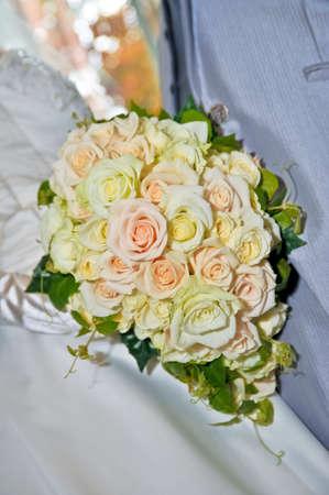 華麗で優雅で、非常に素敵な結婚式