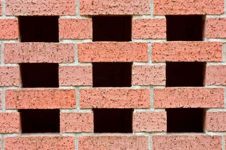 Brick pattern decoration