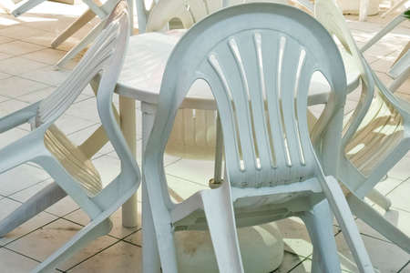 Cafes chair