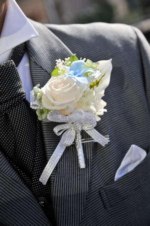 ブライダル画像、素晴らしいとエレガントな非常に素敵な結婚式