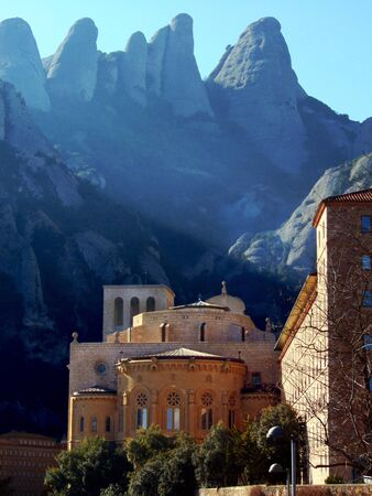 montserrat: Montserrat Monastery