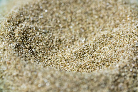 absorption: Mineral Vermiculite Samples for Production Raw Mineral Stock Photo