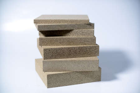alteration: Termo Plate made of Mineral Vermiculite Samples for Production.