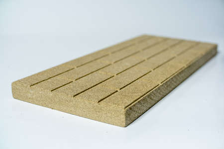 tabular: Termo Plate made of Mineral Vermiculite Samples for Production.