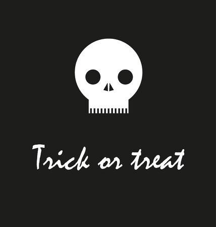 tratar: trick or treat