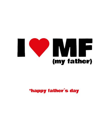 end of the days: Love my father