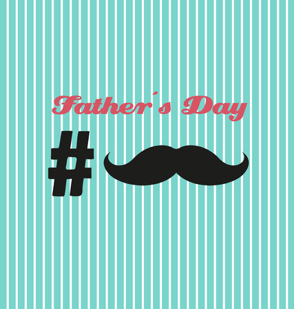 end of the days: Fathers day hashtag