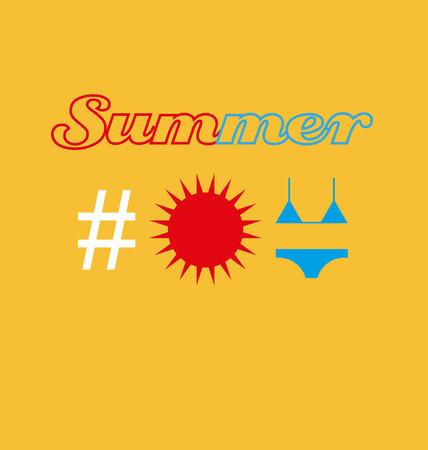 oceana: Summer hashtag