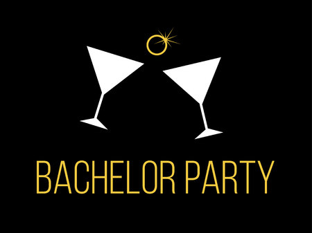 girl party: bachelor party