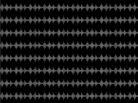 frequency of sound texture