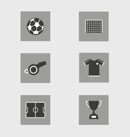 football coach: football icons