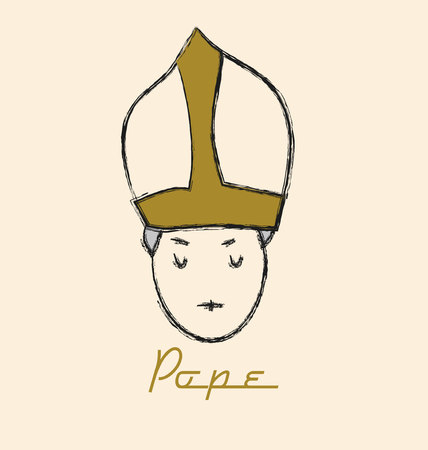 pope: pope icon