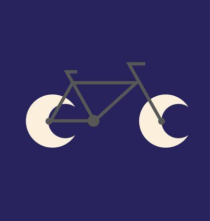 night: night bike