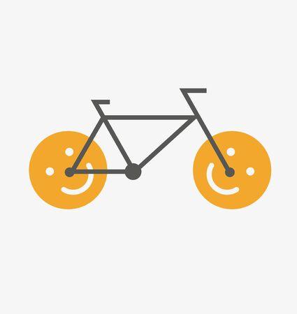 inflate: smile bike