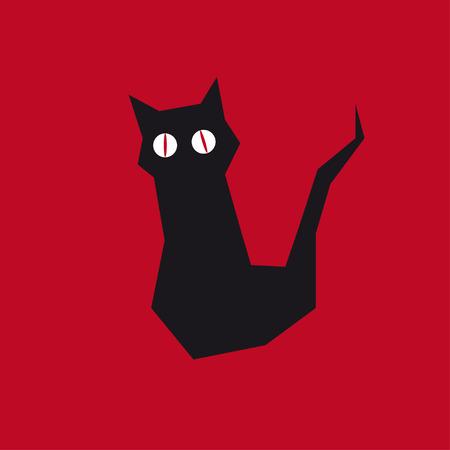 halloween cat: halloween cat Illustration