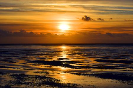 Southport Pier sunset