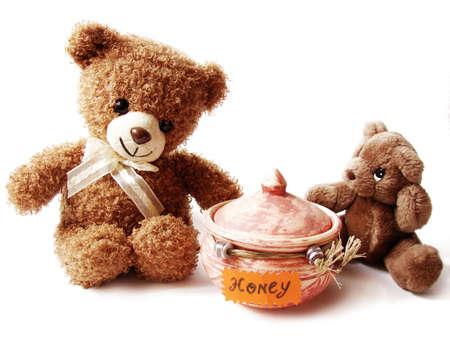 teddy-bears & honey
