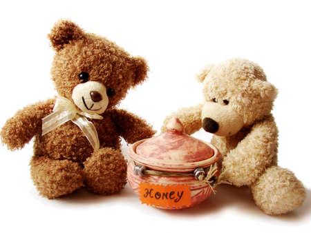 teddy-bears & honey                        photo