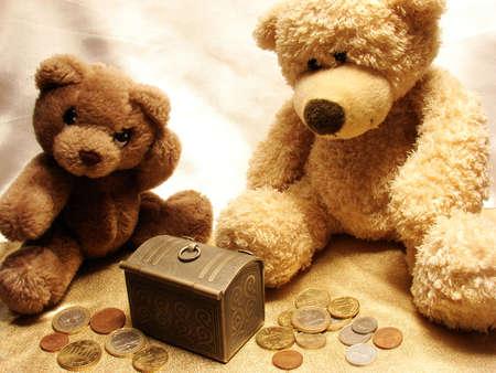 euromoney:       Teddy-bears & savings