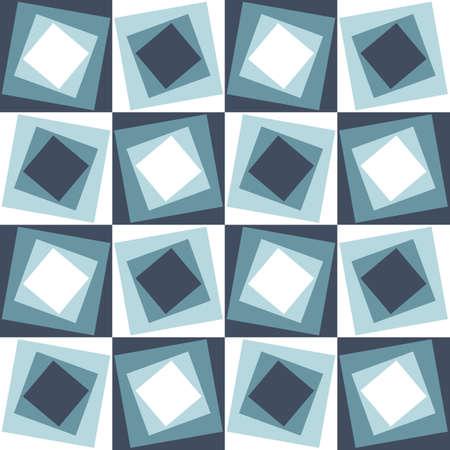 Vector - Vector geometric pattern, seamless background, modern design