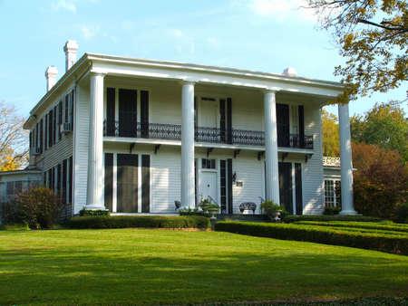 南部の大邸宅