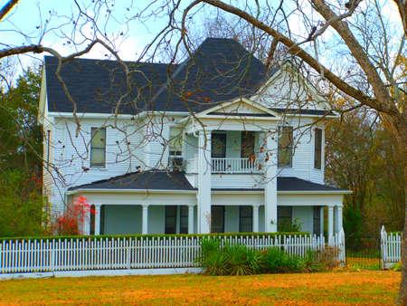 farm house: Victorian Farm House