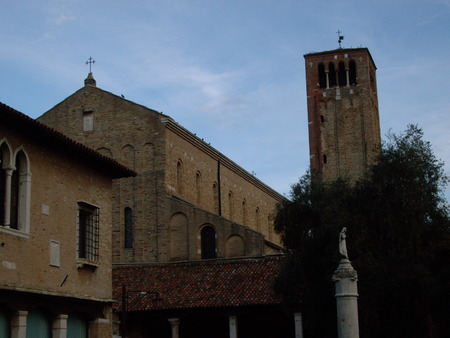 assent: Cathedral of Santa Maria Assent, Torcello Italy