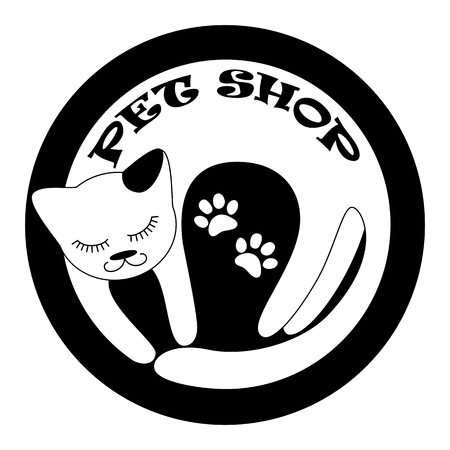 vet: vet shop Illustration