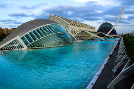 sciences: City of arts and sciences