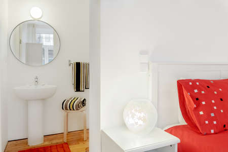 suite: Bright Bedroom Suite