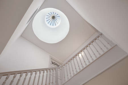Beautiful Stairwell Skylight