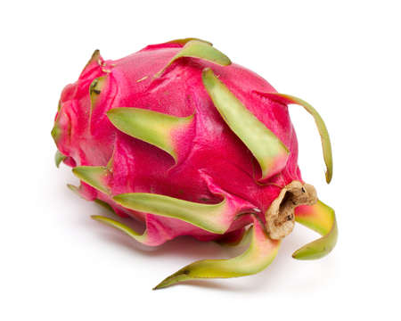 Close-up of dragon fruit photo