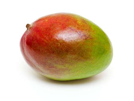papaya: trái cây xoài bị cô lập trên nền trắng
