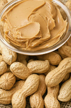 peanut butter: peanut butter and peanuts