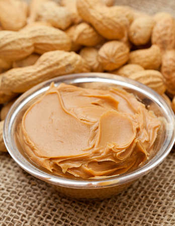 peanut butter and peanuts