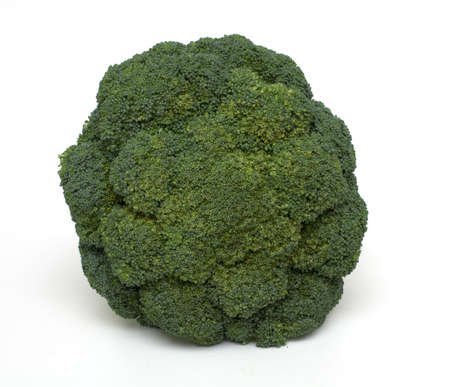 broccolli: broccoli on white background