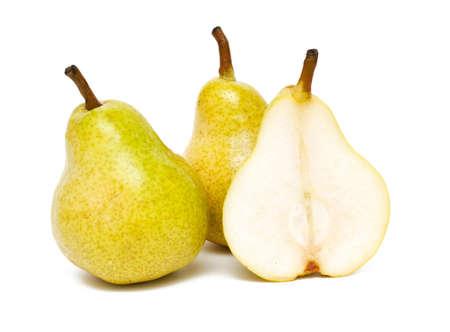 alimentary: pears Stock Photo