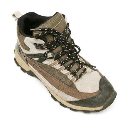 hiking shoe photo