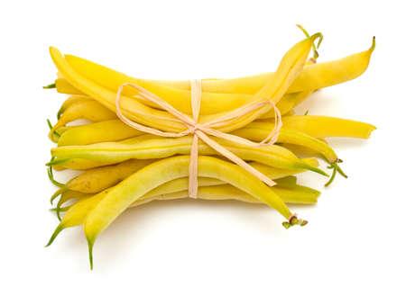 yellow string beans Stock Photo - 15988282