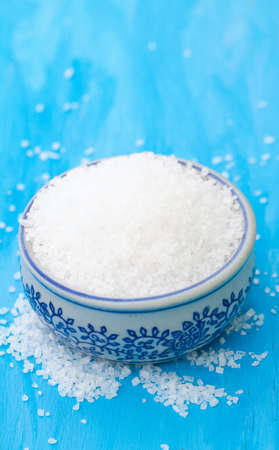 sulfate: sea salt