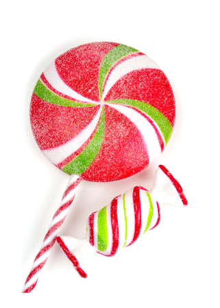 decorative christmas candies photo