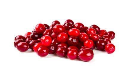 Cranberry isolated Stock Photo